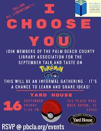 events u2014 palm beach county library association
