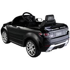 range rover icon range rover evoque licensed 12v childrens kids ride on electric
