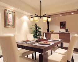 beautiful decorating dining room light for christmas with candles