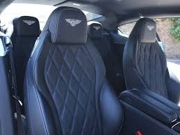 blue bentley interior bentley continental gt mulliner w12 surrey near london hampshire