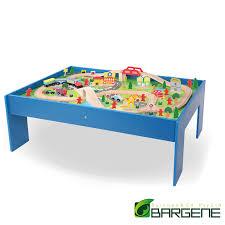 imaginarium classic train table with roundhouse imaginarium classic train table with roundhouse wooden set toys r us