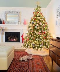 Decoration For Christmas Tree 2015 by Fun Simple U0026 Inexpensive Holiday Decorating Ideas Young House Love