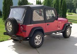 jeep wrangler back jeep yj 2554941