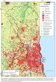 Map Of Southeast Wisconsin by Scientific Investigations Report 2007 5084 Water Quality