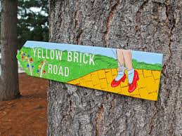 the yellow brick road to fit the buyer s journey