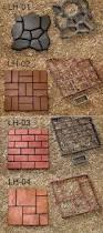 Concrete Patio Stone Molds by Concrete Cement Path Paver Patio Mould For Walkmaker Pathmate