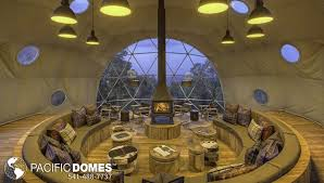 dome home interiors eco home building ideas pacific domes