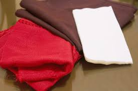 how to make fancy table napkins what size is a cloth napkin hunker