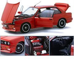 bmw e30 model car bmw m3 sport evolution cecotto diecast model car by autoart 70566