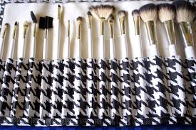doll face cosmetics 16 piece brush set review