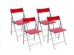 chaises pliantes conforama belfort lot de 4 chaises pliantes 20100835527 vente de