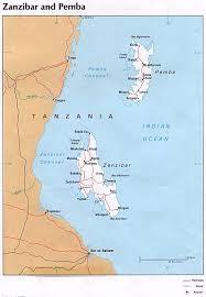 Tanzania Map Tanzania Maps Perry Castañeda Map Collection Ut Library Online