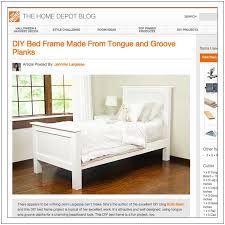 Woodworking Plans Twin Bed Frame by 133 Best Build Basic Building Plans Images On Pinterest Building
