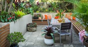 how to design your small back garden space better homes and gardens