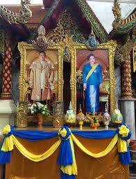Decoration Of Temple In Home Backpacking Bonus 3 Cultural Experiences In Chiang Mai