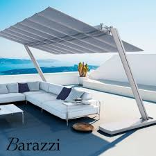 Free Standing Awning Flexy Zen Free Standing Aluminum Retractable And Reclining Awning