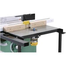 table saw router table 18 x 27 router extension table for table saw grizzly industrial