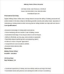 military resume examples military resume example sample military