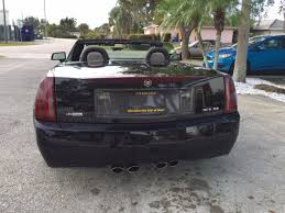 black cadillac xlr 2006 cadillac xlr black limited edition 2dr convertible in