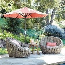 Wicker Patio Chair by Best Outdoor Wicker Patio Furniture Foter