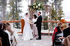 breckenridge wedding venues bluesky breckenridge wedding in colorado