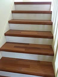 Laminate Floor Stair Nosing Stair Renovation Bargain Flooring