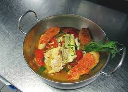 cuisine vin de magruder of vin de set recipe for bouillabaisse food