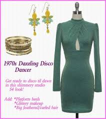 Disco Dancer Halloween Costume 52 1970 U0027s Era Disco Murder Mystery Party Ideas Images