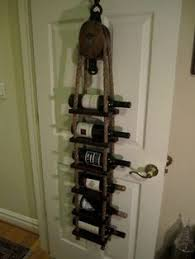 nautical wine rack decorating pinterest nautical wine racks