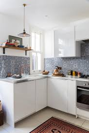 how to design small kitchen how to make the most of your small kitchen