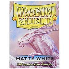 amazon dragon shield sleeves matte card game ivory toys u0026 games