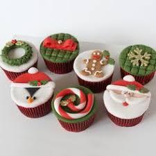 bolos biscoitos e cupcakes natalinos natal pasta and cup cakes