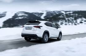 all new lexus nx compact lexus nx200t 2015 review by car magazine