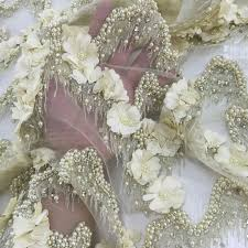 30 best 3d lace fabric images on pinterest lace fabric wedding