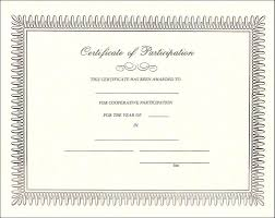 examples of certificates of completion sample blank certificate templates to download