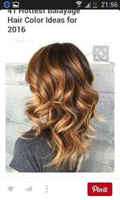 Color For 2016 Red To Blonde Bayalage Hair And Makeup Pinterest Bayalage