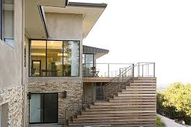 Contemporary Banisters And Handrails Designs Ideas Outdoor Decor Idea With Modern Patio And Wooden