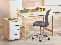 Schreibtisch Computer Kinderschreibtisch Schreibtisch Gudjam Kiefer Massiv Platte Weiß