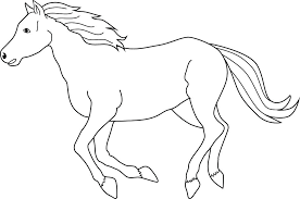 coloring sheets of a horse horse coloring games horse coloring games image of horse coloring