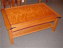 Craftsman Coffee Table Craftsman Coffee Table Northwest Fine Woodworking U0026 Gifts La
