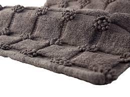 tappeti da bagno tender grigio elefante cip祠 design ed accessori per la stanza