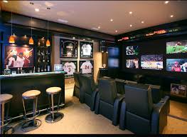 amazing basement man cave designs