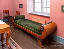 ornate backless sofa photograph by jaak nilson