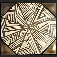 backsplash u201cblack u0026 white geometric backsplash u201d tiles ready to