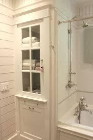 bathroom linen storage ideas linen closet in bathroom with take the door your bathroom