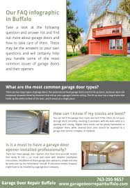 Overhead Garage Door Spring Replacement by About Us 763 200 9657 Garage Door Repair Buffalo Mn
