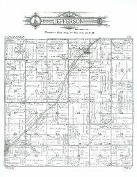 shelby county iagenweb maps 1911 shelby co atlas jefferson