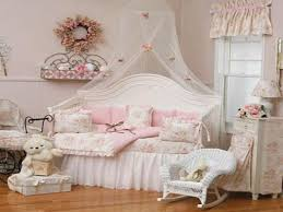 Best Shabby Chic Baby Images On Pinterest Children Shabby - Girls shabby chic bedroom ideas