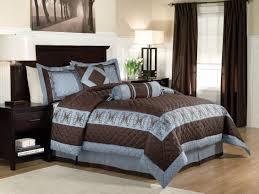 blue bedroom decorating ideas impressive blue and brown bedroom decorating ideas design