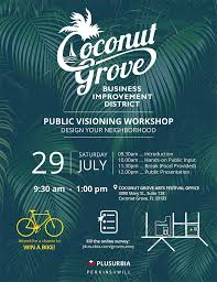 coconut grove u2013 public visioning workshop plusurbia